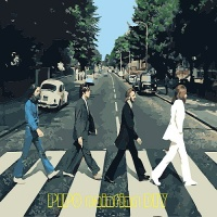 K078 The Beatles Abbey Road size 40*50cm