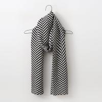 Herringbone Knit Muffler
