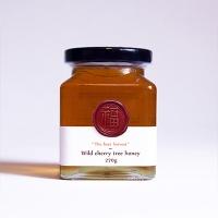 꿀.건.달 [꿀이아주.건강하고.달콤하군] 산벚나무꿀 Wild cherry tree honey - 270g