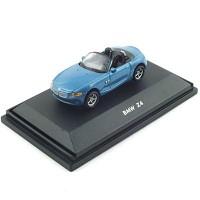 1/87 BMW Z4 (WE331009BL-Z4) 스포츠카 모형자동차