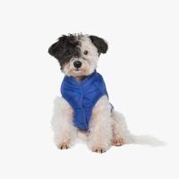 Reversible Light Padded Vest (Blue) 리버서블 라이트 패딩