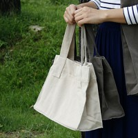simple canvas bag(small)