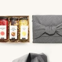 모던보자기 수제청/과일청 선물세트
