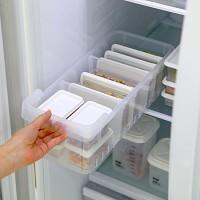 [StoryG] 센스 냉장고정리 표준형 트레이(대1개) + 소분용기(중1호3p + 중2호2p + 소1호3p + 소2호2p)