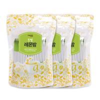 차예마을 바로 녹는 레몬밤 추출물 분말 가루 40스틱 x 3팩