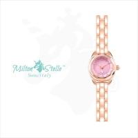 [밀튼스텔리정품] 밀튼스텔리 여성시계 MS-144MR