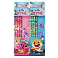 핑크퐁 연필4본세트