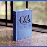 Q&A a Day for College: 나의 스무 살 이야기 - 4년다이어리