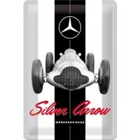 노스텔직아트[22275] Mercedes-Benz - Silver Arrow