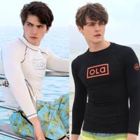 [OLA]올라 남성 래쉬가드 균일가 2종 택1 수영복/서핑/비치웨어/래쉬가드