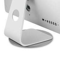 알루미늄 TV 모니터 회전판 받침대 스탠드  SOME8R