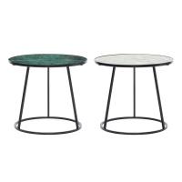 [hubsch]Table black frame marble 대리석테이블 2색