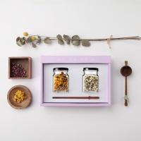 리로라 꽃차 선물세트 (국화 아카시아)