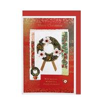 FS101s-4 크리스마스카드 카드 성탄카드