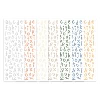 [에뚜알의 세삐공방]알파벳(소) 씰스티커 ver.2