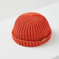 캐피디자인 와치캡 (오렌지)