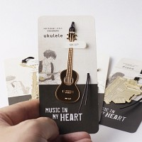 MUSIC IN MY HEART  BOOKMARK