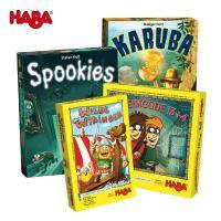 하바 용기있는 도전과 모험 보드게임 SET (6세이상)
