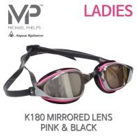 MP K-180 미러랜즈 PINK & BLACK