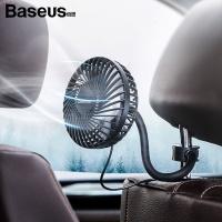 베이스어스 자바라 차량용 헤드레스트 선풍기