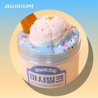 [젤시스슬라임] 마시밀크 / 글루올지글리점섞슬 230ml