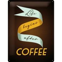 노스텔직아트[23180]Life Begins After Coffee