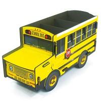 CD BOX school bus (펜홀더)