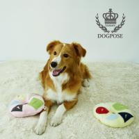 도그포즈 오감만족 삑삑이 장난감