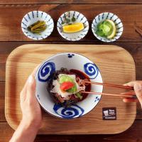 일본식기 나루토 면기