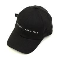 [유니버셜케미스트리]Linen Logo Ballcap