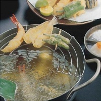 일본 고토 올스텐 튀김냄비