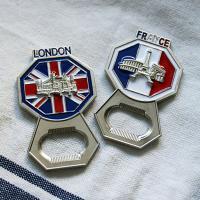 런던 프랑스 여행 냉장고 자석 오프너