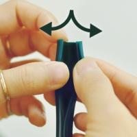 [정품 Nopackage Project] 특허 개방형 실리콘빨대 친환경 세척솔이필요없는 재사용가능