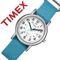 [국내발송]타이맥스 정품 핫이슈 위켄더시계 여성용 -  블루 T2N836