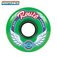 [KRYPTONICS] ROUTE GREEN 83A SOFT WHEELS 62MMX38MM