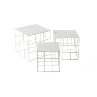 [전시상품]Reton Coffee Table White 3size