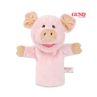 GUND 햄릿 돼지 핸드퍼펫-4050578/손인형
