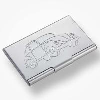 Troika BEETLE 알루미늄 명함카드 케이스 CH1523586