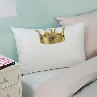 the crown 베개커버 (40x60)