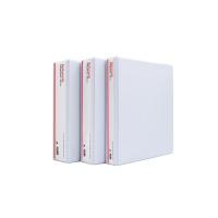 A4 백색 3링 O링(5CM) 바인더  BW357