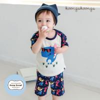 [7부실내복]디노플레이실내복 유아7부실내복 아동7부실내복