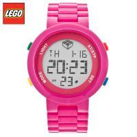 레고 디지털 손목시계 핑크 Clic-9007422