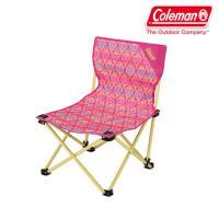 콜맨(Coleman) 정품 핀 체어 싱글 (폴리지/핑크)[2000022015]