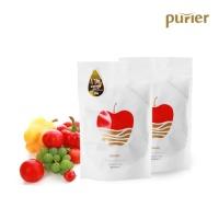 [할인+증정] 천연 과일채소 세정제 퓨리어 30g 파우치