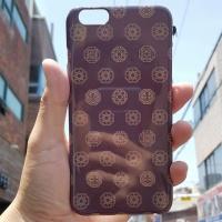 한국 전통문양 클래식 패턴 케이스
