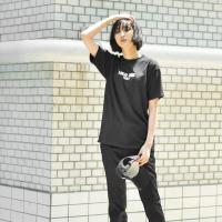 ybgw Local guide society tee Black