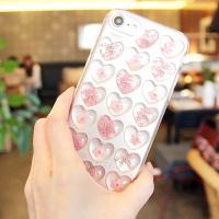 벚꽃 하트 케이스(아이폰7플러스/8플러스)