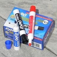 [SANFORD] Made in U.S.A..진하고 잘지워지는 dry erase -샌포드 엑스포 화이트 보드마카 1다스(12자루) HF114-1