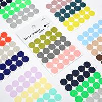 데코 스티커 (color) - 12mm