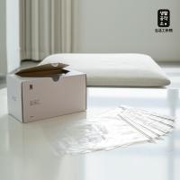 [생활공작소] 더블 지퍼백 150매 x 1개